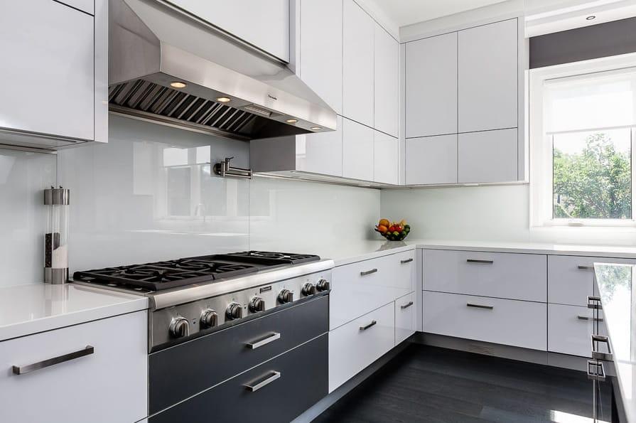 Glass Backsplash Panels - Quality Kitchen Cabinet Doors ...