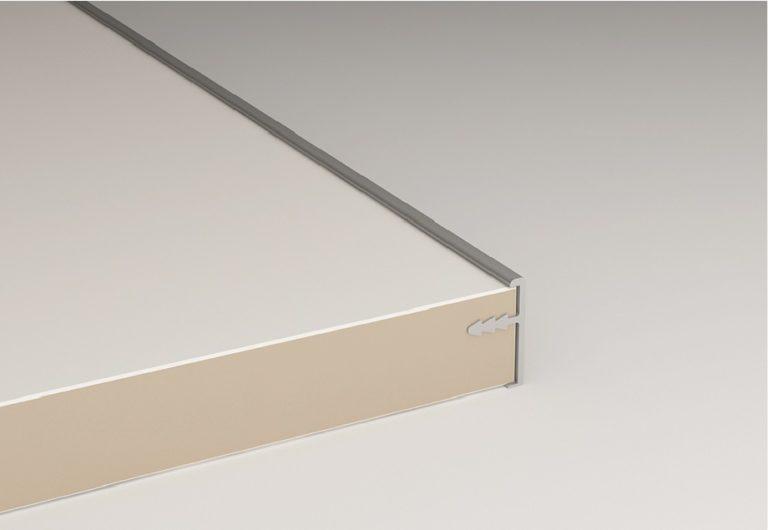 Aluminum Edge Banding - Quality Kitchen Cabinet Doors since 2005
